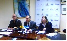 Reunión con la Sociedad Española de Pediatría Extrahospitalaria y de Atención Primaria y con la Asociación madrileña de Pediatría de Atención Primaria.