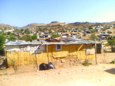 SEGUNDO DÍA EN NAMIBIA