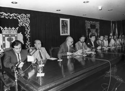 HISTORIA DE LA AGRUPACIÓN SOCIALISTA DE VICÁLVARO: 1987 Y 1988