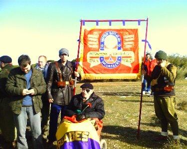 Marcha por los lugares de la Batalla del Jarama