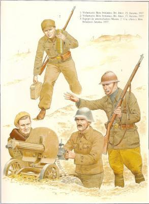 Actos de homenaje y recuerdo a las Brigadas Internacionales.