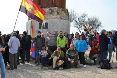 Actos de Memoria Histórica de la Asociación de Amigos de las Brigadas Internacionales
