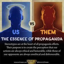 Los 11 principios de la propaganda de Goebbles.