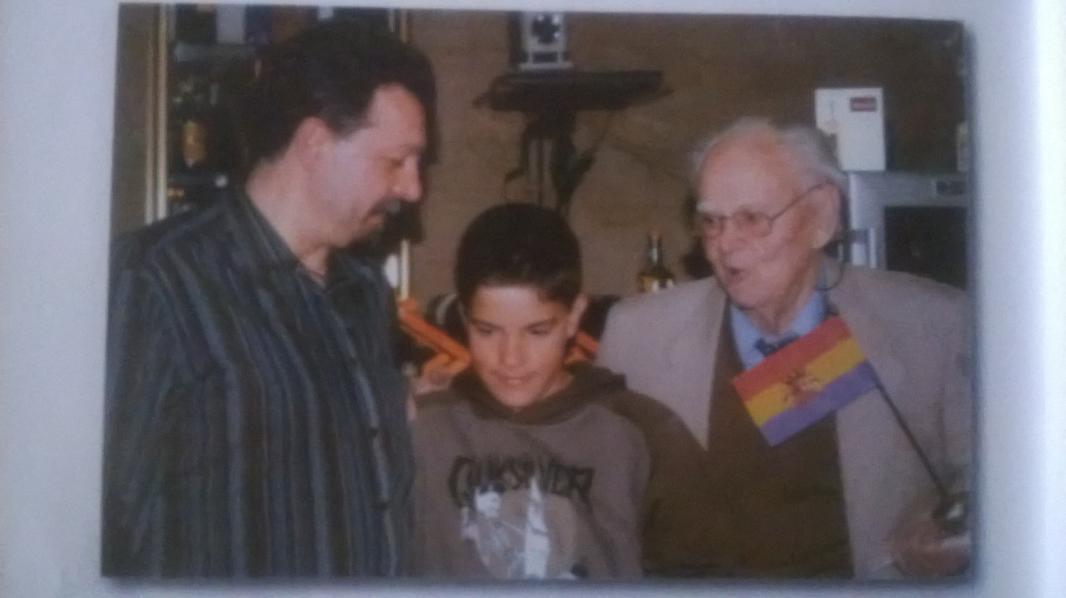 El pasado verano falleció Gervasio Puerta