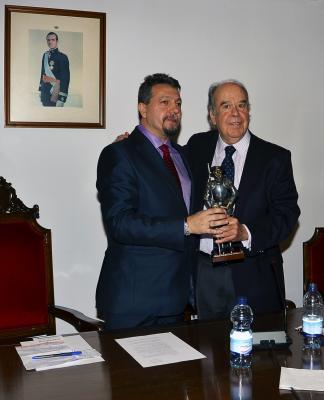 Entrega del Premio Cervantes 2014