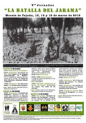 Actos conmemorativos de la Batalla del Jarama en Morata de Tajuña
